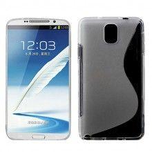 Capa Galaxy Note 3 - Sline Transparente  R$21,92