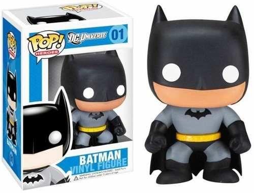 Boneco Do Batman - Funko Pop Batman