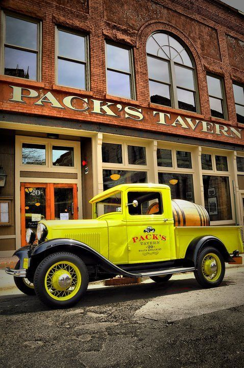 Asheville's Pack's Tavern is a fresh, local take on classic tavern cuisine in the heart of Pack Square Park. Pack's offers outstanding service and a large eclectic menu in a friendly, hospitable atmosphere.
