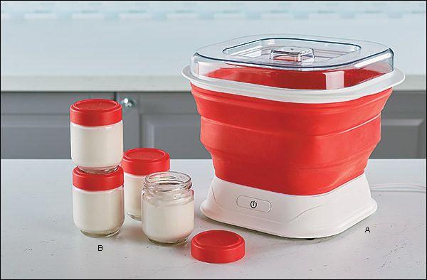 Yogurt Maker and Jars - Lee Valley Tools