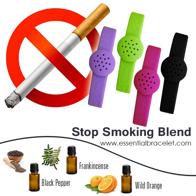 Add this essential oil blend to your Essential Bracelet to help support you in your fight to quit smoking. The bracelet is right there on your wrist for when those cravings come. Take a big whiff anywhere and everywhere.