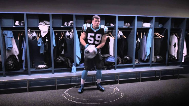EA Sports Releases First 'Madden 15′ Trailer w/ Luke Kuechly