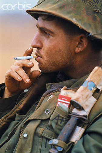 A general look at the experiences of the vietnam war