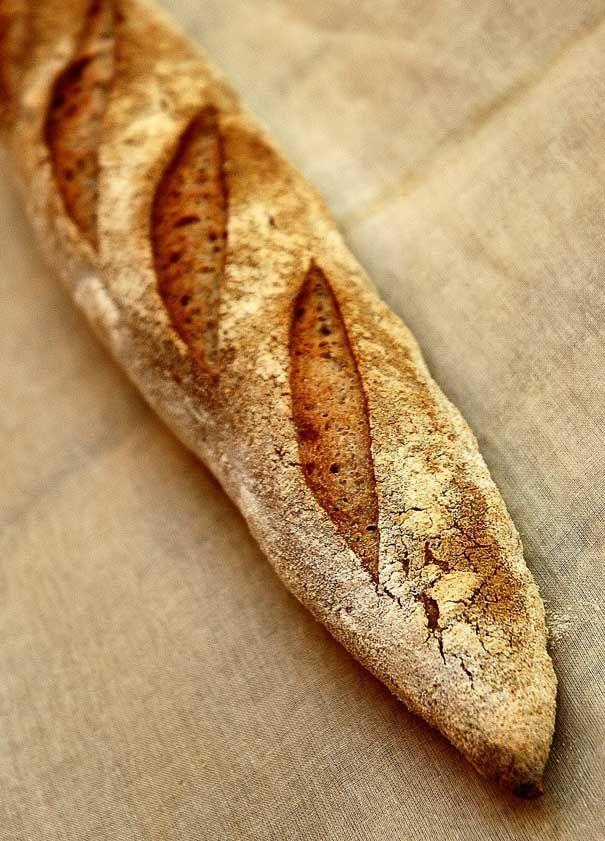 Pan de centeno y cebada con masa madre de escanda   Recetas con fotos paso a paso El invitado de invierno