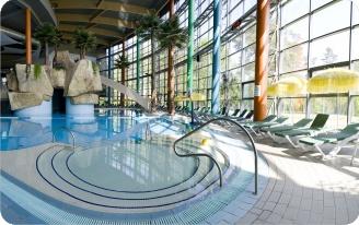 Aquapark Druskienniki Druskininkai Litwa
