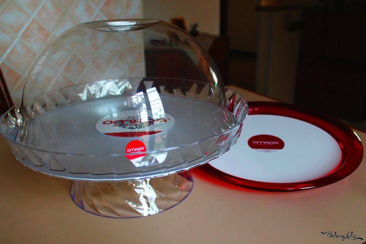 Qualche tempo fa', ho avuto il piacere di collaborare con l'Omada Design. Specializzata nella vendita di prodotti casalinghi in ...