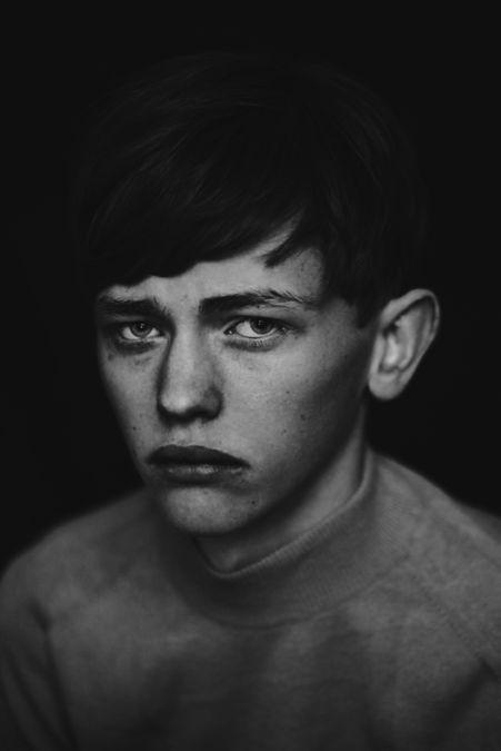 Robbie Mckinnon by Fanny Latour-Lambert.