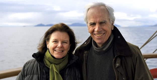 Kristine and Douglas Tompkins