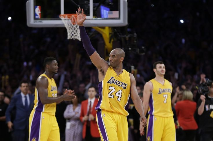 Kobe Bryant scores 60 points in his final NBA game: Photos, video highlights, player tributes | OregonLive.com