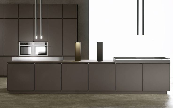 Il sistema AKB_08, ovvero Arrital Kitchen Berton_08, progettato dall'architetto Franco Driusso e dallo chef Andrea Berton.  #collezione_Up-lain #report-top.it