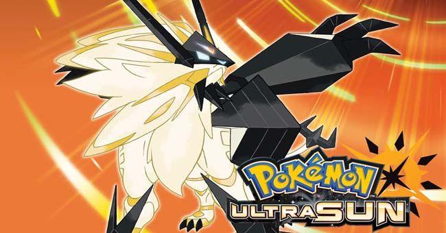 Pokemon ultra sun cia