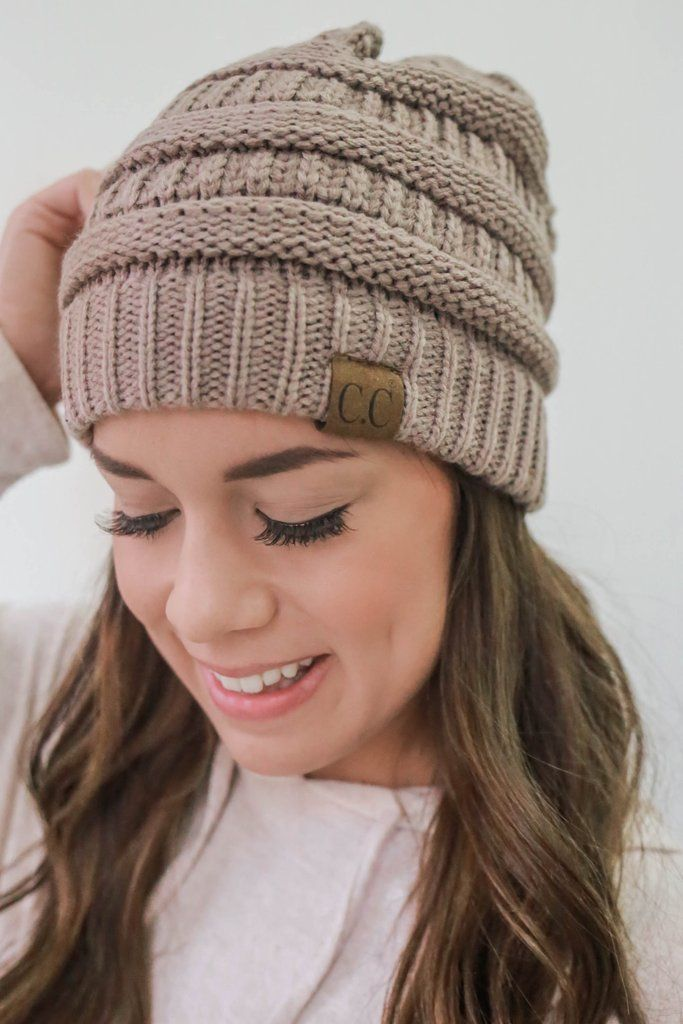 Knit Beanie - Online Clothing Boutique  f334983794c