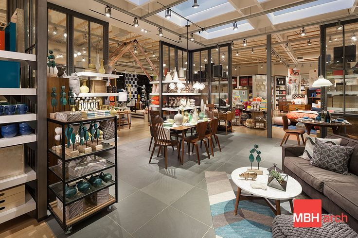 West Elm /// MBH Architects Is A Full Service Architecture