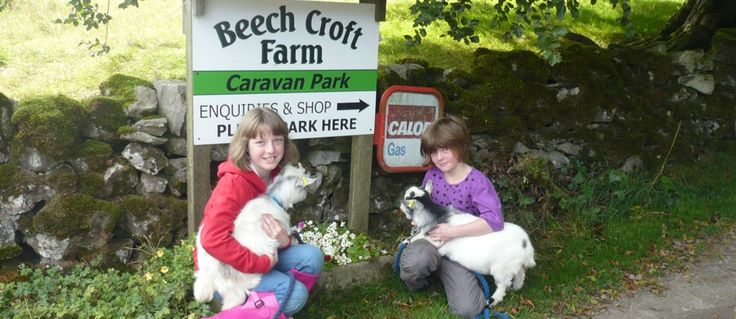 Beech Croft farm.  Great campsite in between Bakewell and Buxton