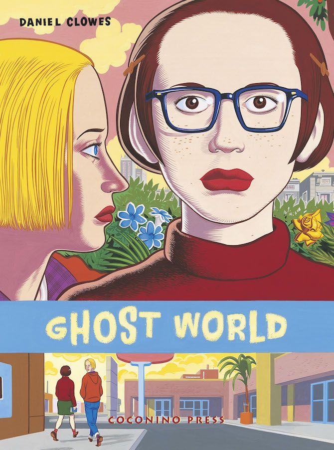 Ghost World @ Daniel Clowes