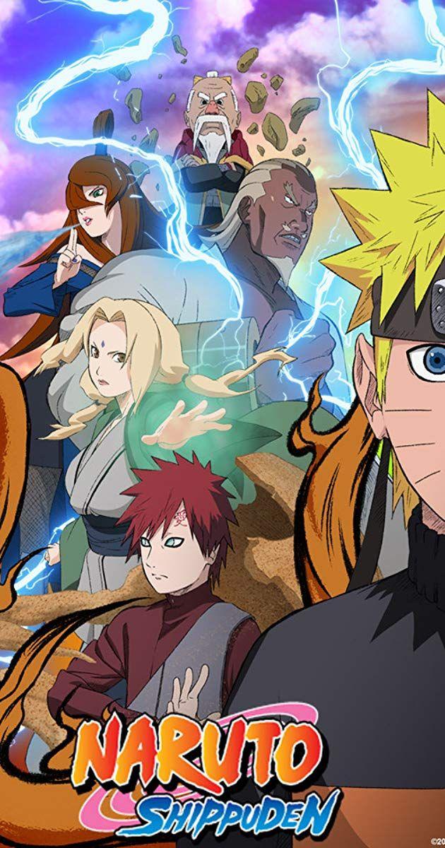 Naruto Shippûden (TV Series 20072017) IMDb Naruto, Anime