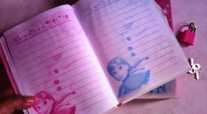 Nostalgia Ramadan, Buku Diary Tempat Curhat Generasi 90-an - http://wp.me/p70qx9-2K5