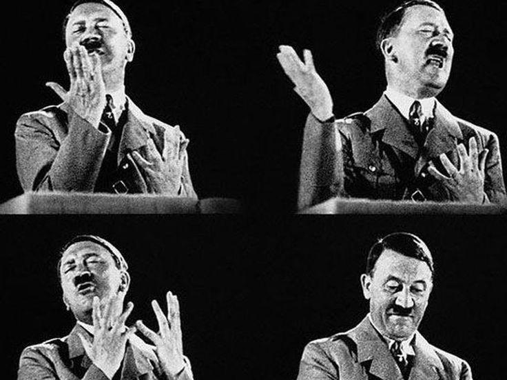 Metanfetamina cocaína y nazismo en vena: Hitler iba hasta arriba