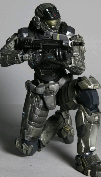 43 best images about halo armor on pinterest art - Master chief in halo reach ...