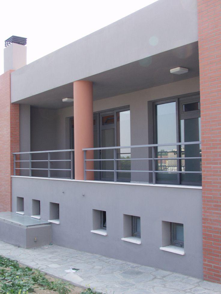"""Κέντρο Αυτισμού """"Αχτίδα"""" Θεσσαλονίκη - Στεγανοποίηση πισίνας αποκατάστασης (2001)"""