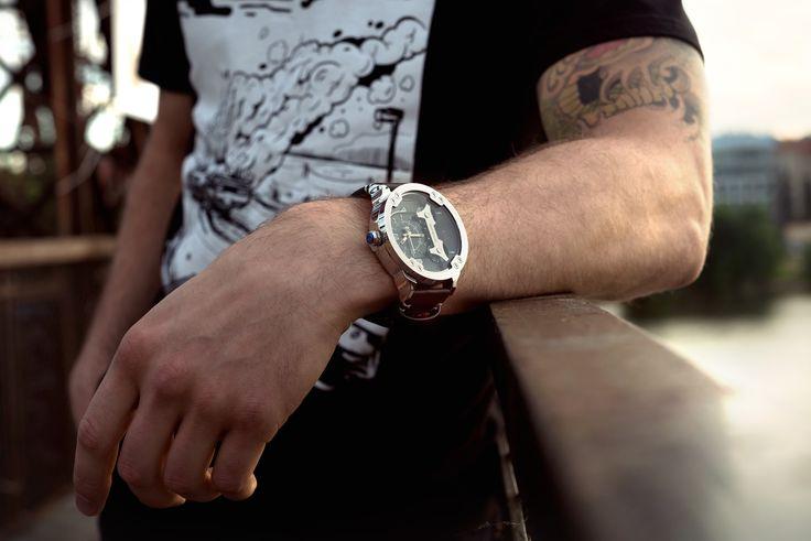 Máš podobnou fotku s hodinkama Weide?  Tak se nám pochlub!