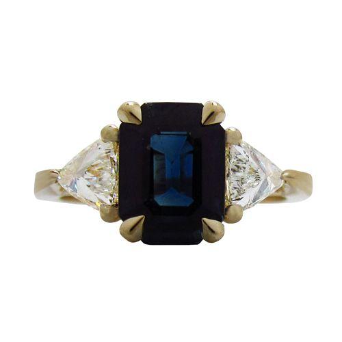 THE SAMANTHA RING   Penwarden Fine Jewellery - Jewelry - Jewelers Toronto Ontario GTA