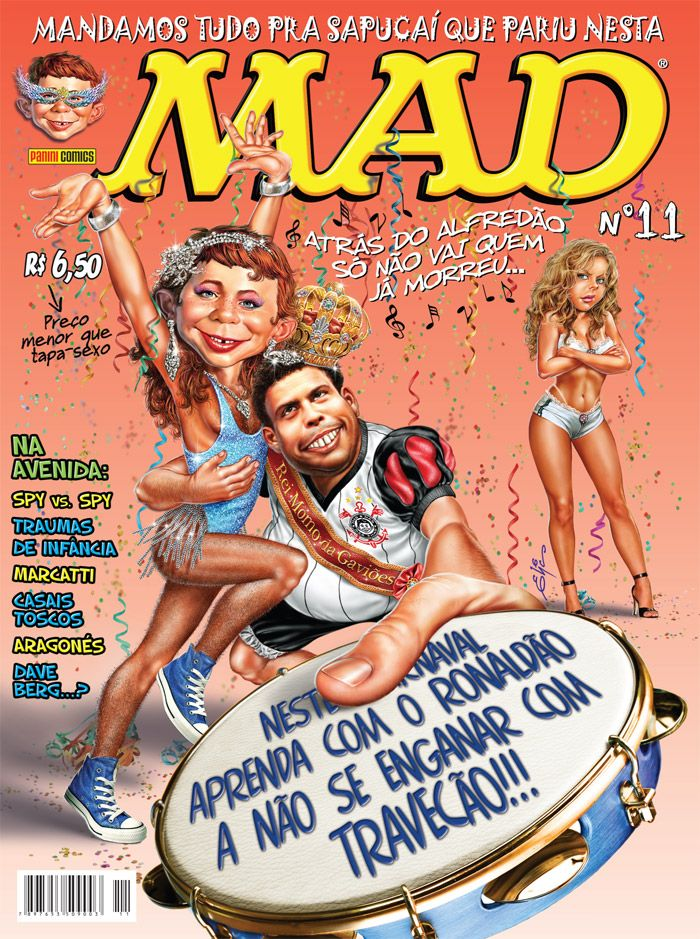 mad magazine covers | Post Especial: Revista MAD com Raphael Fernandes !