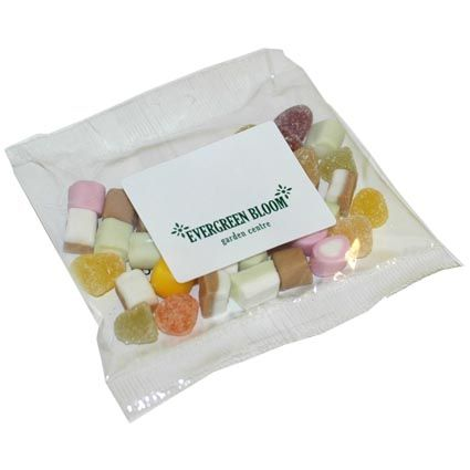 Bags of Sweets | Promotional Sweets | Personalised Chocolate