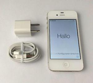 Прямой ток-айфон-4-8-16-32 ГБ-Apple-смартфон-Белый-быстрая доставка-из-Нью-Йорк