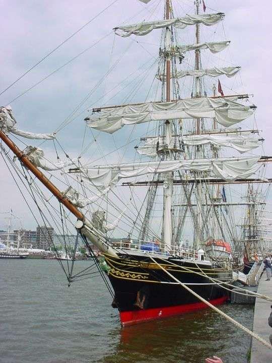 Armada à Rouen, 5 au 14 juillet 2008, Stad Amsterdam © Droits photos Daniel CLOTEAU