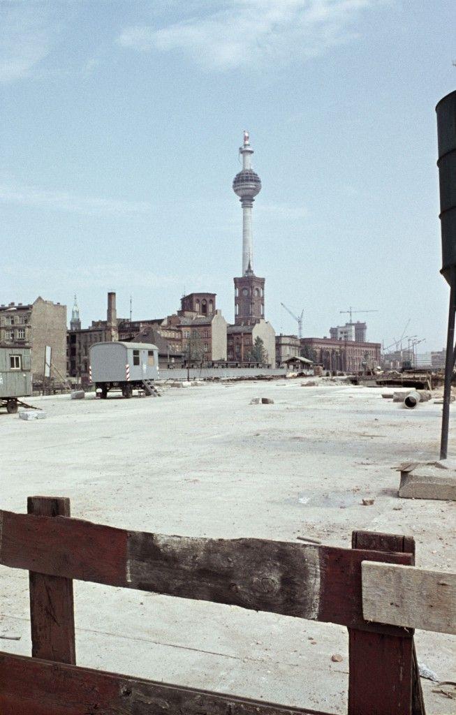 Karl Johannes: Berlin, Neuer Mühlendamm, 1968