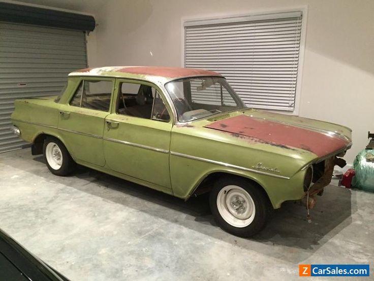 EJ Holden Ratrod Unfinished Project holden ej forsale
