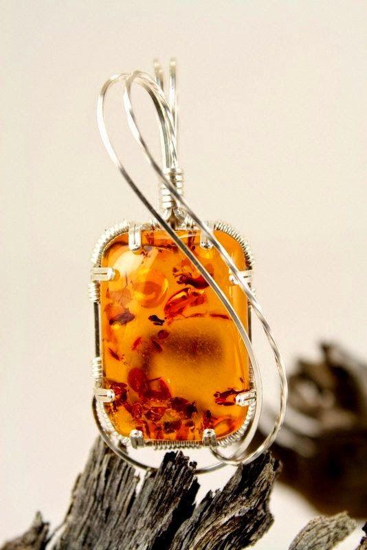Baltıkların Doktor Taşı, Kehribar ( AMBER ) | My Jewelry Fashion