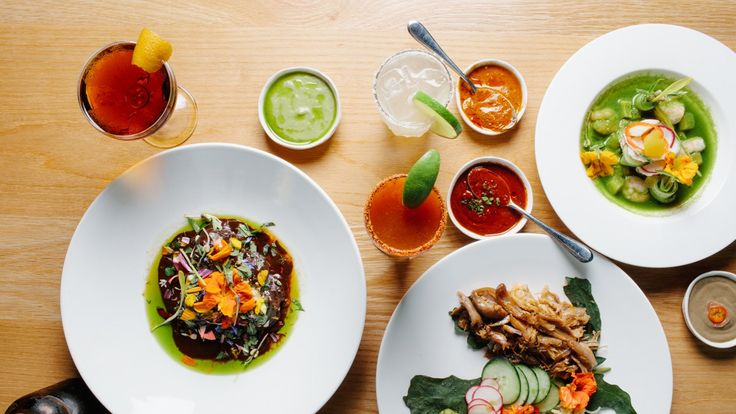 Nixta - modern mexican. named one of america's best new restaurants.