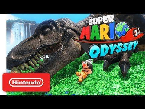 Mario pone sus zapatos de baile en el nuevo video de Super Mario Odyss