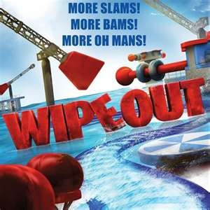 This summer he has already decided he wants a Wipeout party -- foam covered slip n slide, 3-4 small pools (muddy one, foam one, 2 clean ones), noodles to jump over, etc.