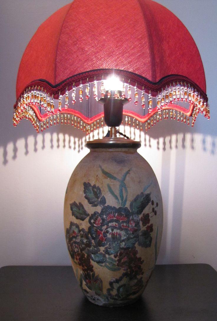 les 7 meilleures images du tableau les lampes tissu tendu de l 39 atelier du pav sur pinterest. Black Bedroom Furniture Sets. Home Design Ideas