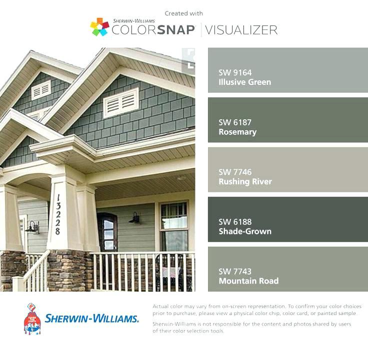 Gray Green Exterior Paint Colors Google Search Exterior Paint Colors For House House Paint Exterior Exterior House Color