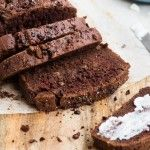 I Quit Sugar: Chocolate Zucchini Loaf by Chocolate Cookbook