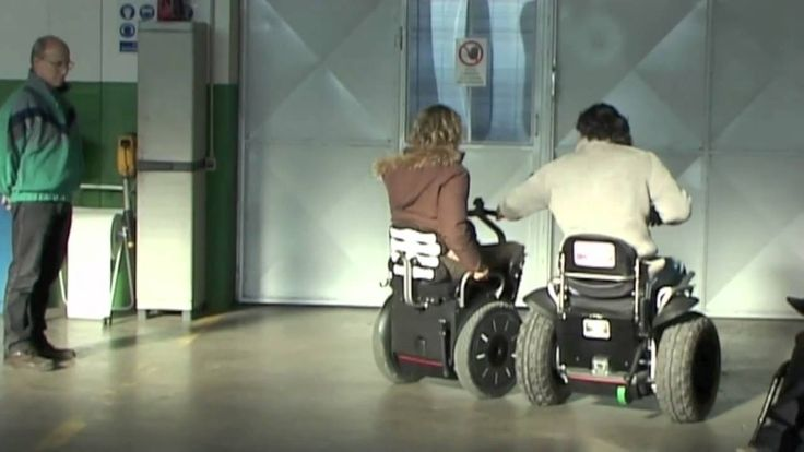 mobility Contact segway wheelchair