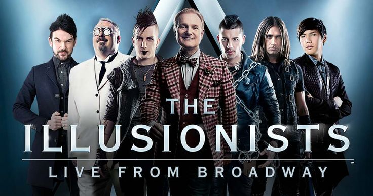 The Illusionists   The Fabulous Fox Theatre