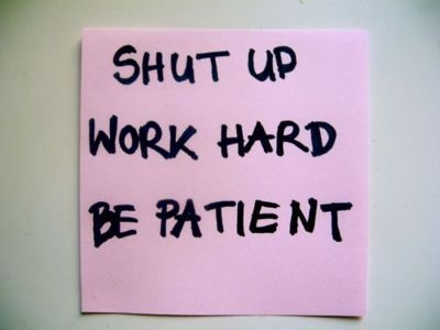 sums it up: Work Hard, Workhard, Life Motto, Remember This, Daily Reminder, Shut Up, Stop Complaining, Good Advice, Be Patient