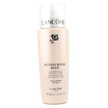 BUY ONLINE Lancome Nutrix Royal Body Lotion For Dry Skin 400ml
