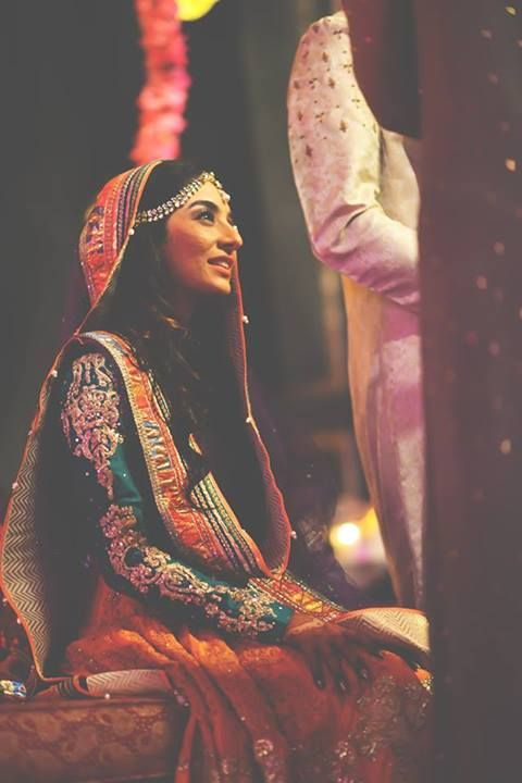 Bridal by Ali Xeeshan Photo by Ali Khurshid Cholis for mehndi wear seems to be a lasting trend!