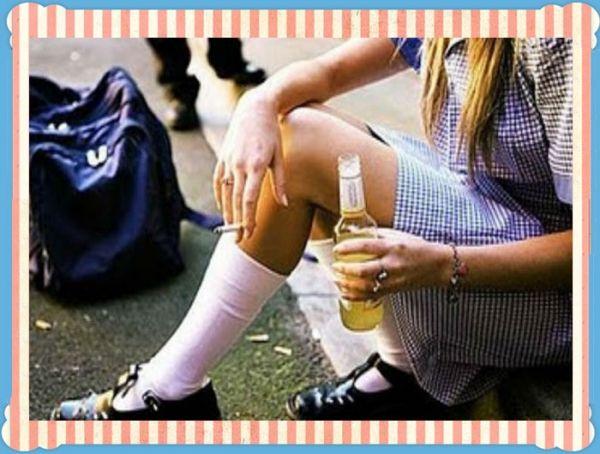 Το αλκοόλ στην εφηβεία