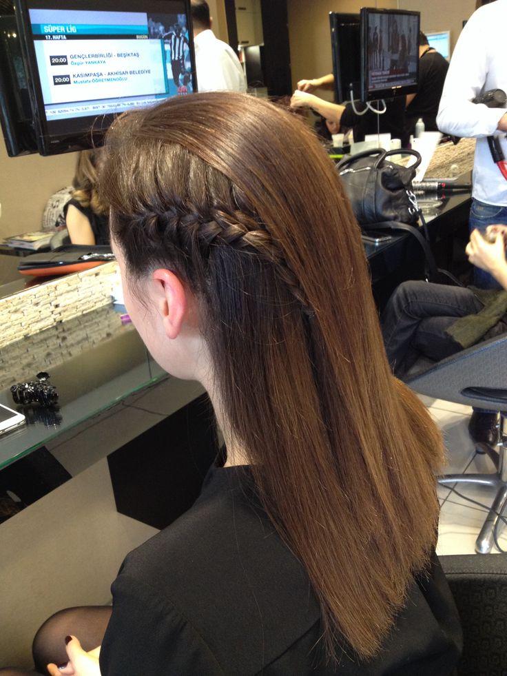 Moda saç