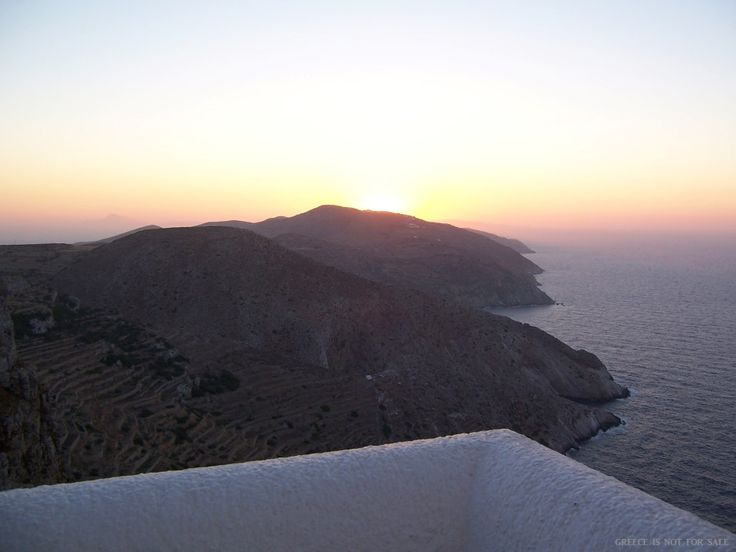 Folegandros, Cyclades, Greece.