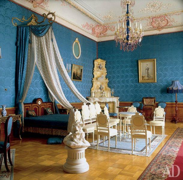 Yusupov Palace in St. Petersburg