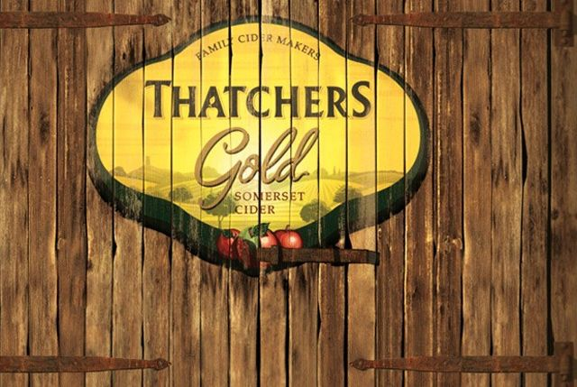 Thatchers Gold Cider Has Landed In The U.S. #CraftBeer #Beer #JoinTheInvasion