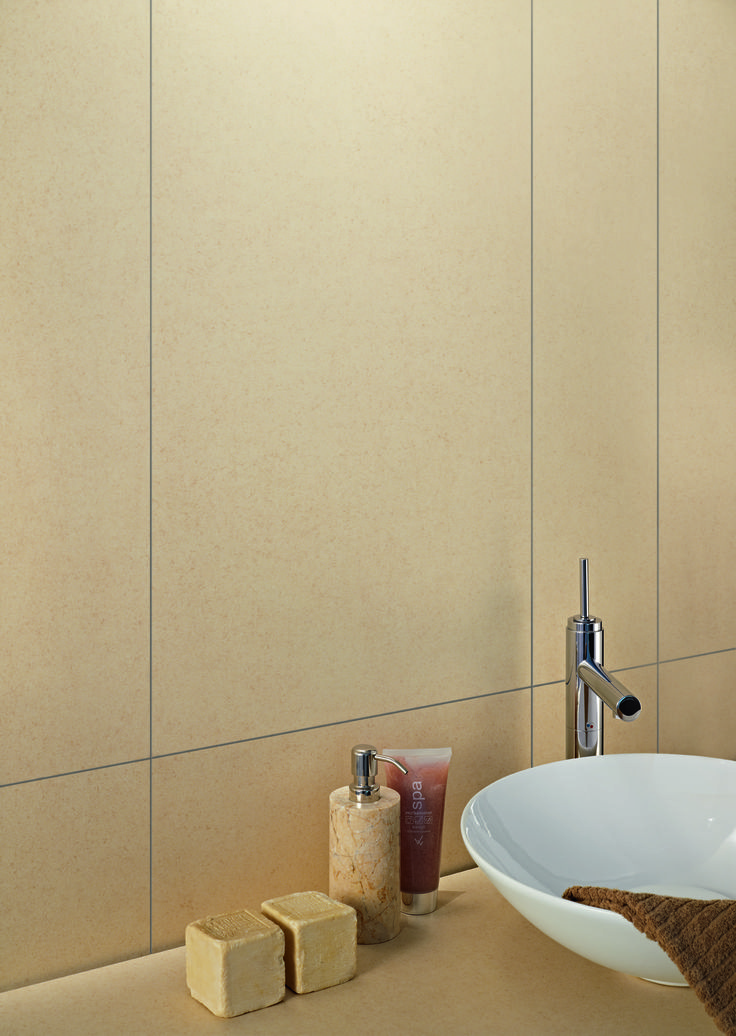 Aloni _ porcelain stoneware from FLAT Collection  by KERION Ceramics